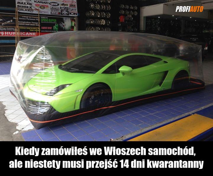 Czy jest samochód, który zastąpiłby w tym czasie Lamborghini❓  #ProfiAuto #DoradcaProfiAuto…