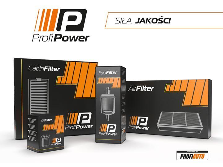 Szukasz sprawdzonych filtrów w dobrej cenie? Postaw na #ProfiPower!  👉Do ich produkcji użyto…