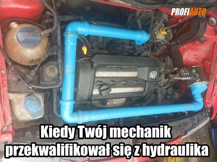 Co jeszcze wymaga modernizacji❓  #ProfiAuto #tuning #volkswagen #modernizacja